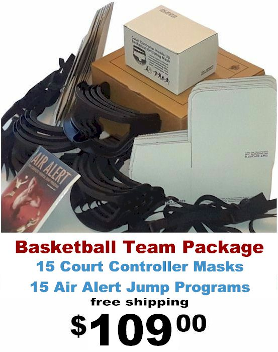Basketball Team Package