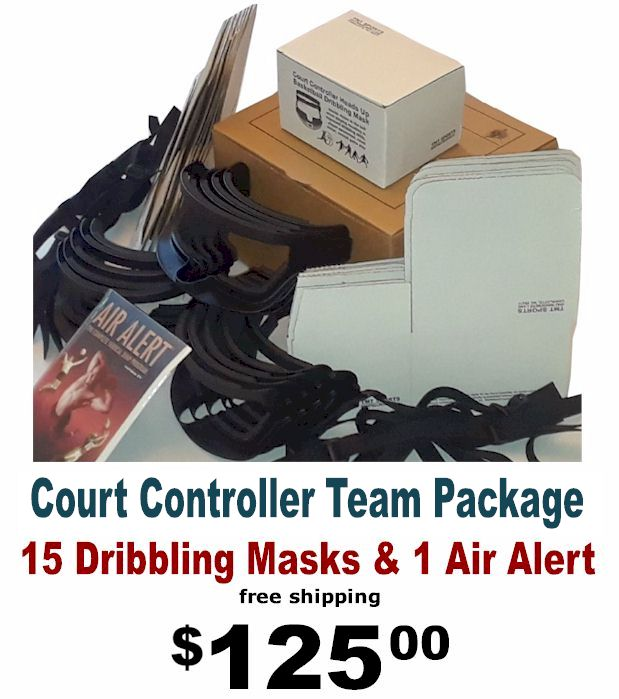 Court Controller Team Package