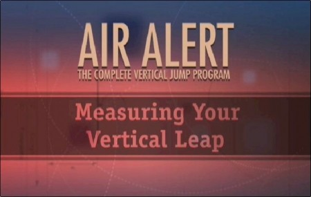 Measuring Your Vertical Leap
