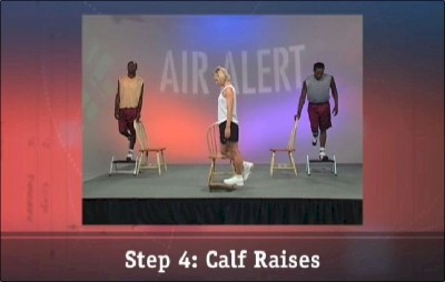 Step 4: Calf Raises